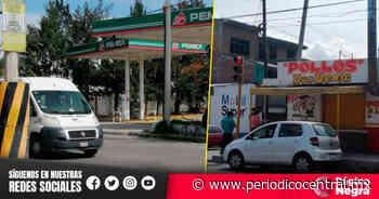 Denuncian a DIF de Tecamachalco por llevarse a la fuerza a dos niños limpia parabrisas - Periódico Central