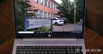 Stadt Ratingen treibt in den Ferien Digitalisierung der Schulen voran - Westdeutsche Zeitung