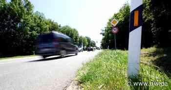 Ein Stück der B239 zwischen Lübbecke und Hiddenhausen wird bald saniert - Neue Westfälische