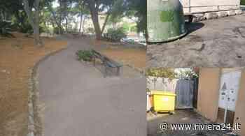 """Bordighera, pulizia straordinaria di Pineta e zona del """"Garden"""" - Riviera24"""