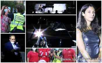 Bordighera: grande serata musicale ieri ai Giardini Lowe con il concerto della pianista Veronica Rudian (Foto e Video) - SanremoNews.it