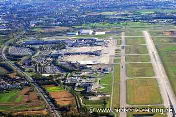 63-Jähriger aus Zell nach Flugzeugunfall am Euroairport gestorben - Zell im Wiesental - Badische Zeitung