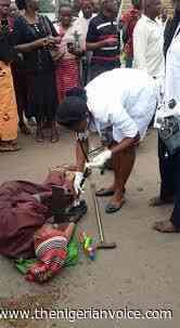 Four Imo Pensioners slump during protest in Owerri - The Nigerian Voice
