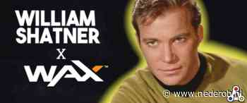 WAX and William Shatner Introduce New Card Mechanic - NEDEROB / Play to Earn - Nederob