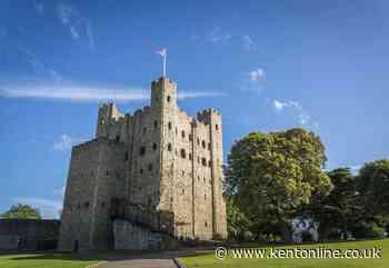 Falling stonework forces castle's sudden closure