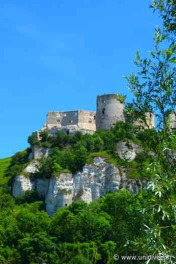 Visite libre du Château-Gaillard, forteresse emblématique Les Andelys Château Gaillard samedi 19 septembre 2020 - Unidivers