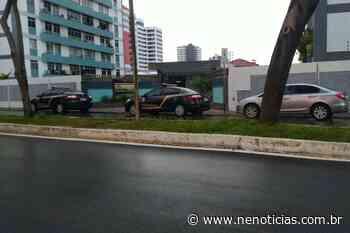 EXTRA! PF em Aracaju; tráfico internacional de armas; advogado Jorge Barreto - NE Notícias