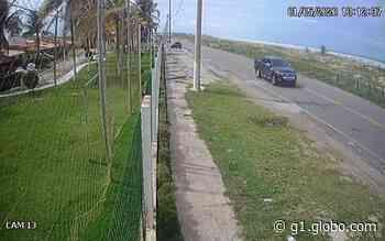 Motorista que atropelou jovem em praia de Aracaju é indiciado por lesão corporal culposa - G1