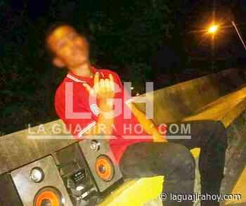 Asesinan a tiros adolescente en Maicao - La Guajira Hoy.com