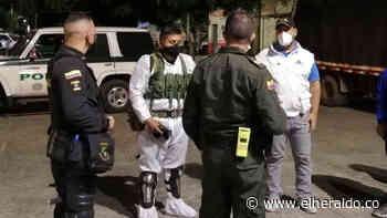 Atacan por segunda vez a piedras a autoridades en Maicao - EL HERALDO