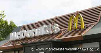 McDonald's restaurant shuts after five staff test positive for coronavirus