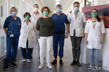 Hoogste erkenning voor beroertezorg in AZ Groeninge