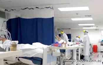 Más espacios para pacientes Covid-19 : Noticias SANTO DOMINGO - La Hora (Ecuador)
