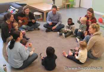 Bildung: Kinder singen, tanzen und musizieren - Nordwest-Zeitung