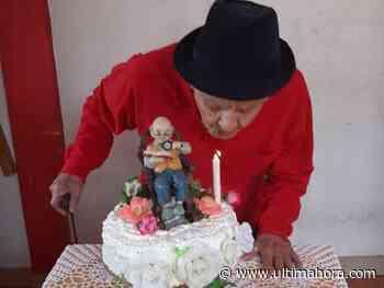 Excombatiente cumple 106 años en Carmen del Paraná - ÚltimaHora.com