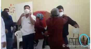 Médicos, enfermeras y obstetras realizan fiesta en centro de salud de Mórrope, en Lambayeque (VIDEO) - Diario Correo