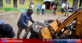 Unen esfuerzos Gobierno de Altamira y Secretaría de Salud para evitar enfermedades vectoriales - Hoy Tamaulipas