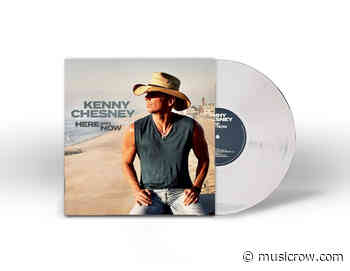 Kenny Chesney To Release Vinyl Version Of 'Here And Now' : - musicrow.com