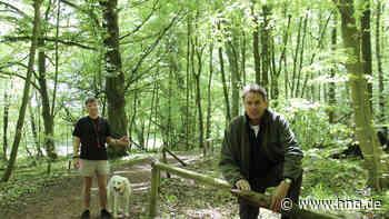 Naturpark Habichtswald baut überraschend Blindenpfad in Kassel ab - hna.de