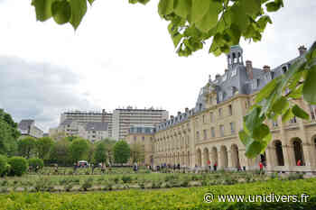 Visite libre du Séminaire de Saint-Sulpice Séminaire de Saint-Sulpice samedi 19 septembre 2020 - Unidivers