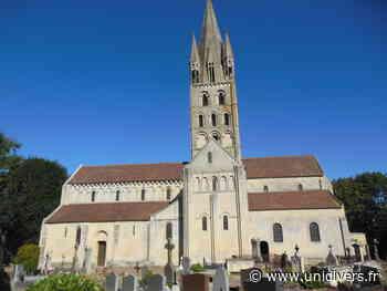 Visite libre de l'église Saint-Sulpice Secqueville en Bessin Eglise Saint-Sulpice samedi 19 septembre 2020 - Unidivers