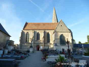 Visite guidée de l'église de Bitry Église Saint-Sulpice et Saint-Antoine samedi 19 septembre 2020 - Unidivers