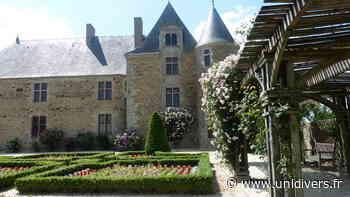 Visite libre du Logis Logis de la chabotterie samedi 19 septembre 2020 - Unidivers