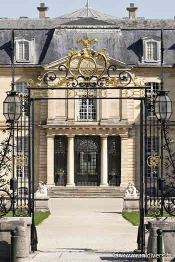 Les Enfants du patrimoine au château de Champs-sur-Marne ! Domaine national de Champs – Château et parc vendredi 18 septembre 2020 - Unidivers