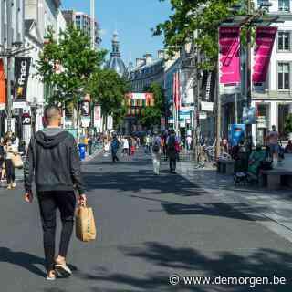 Belgische economie krimpt in tweede kwartaal met 12,2 procent