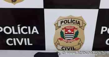 Homem é preso por tráfico de drogas em Cajati - atribuna.com.br