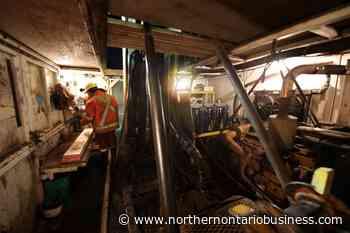 High-grade showings around historic Atikokan gold mine - Northern Ontario Business