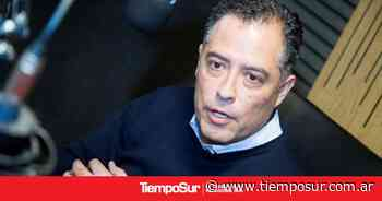 Eugenio Quiroga confirmó que un integrante de su equipo de trabajo dio positivo de Coronavirus - TiempoSur Diario Digital