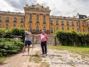 Dornburg: Bässe im Schloss - Volksstimme