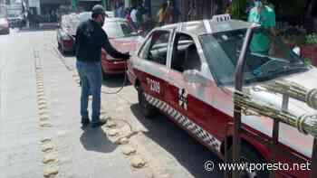 Vuelven las restricciones a taxistas en Campeche - PorEsto
