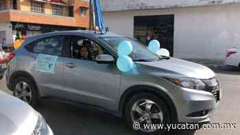 Realizan Caravana provida en Campeche - El Diario de Yucatán