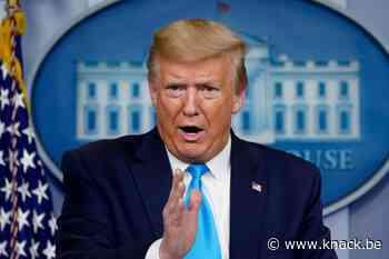 Donald Trump stelt voor om Amerikaanse verkiezingen uit te stellen om 'fraude' te vermijden