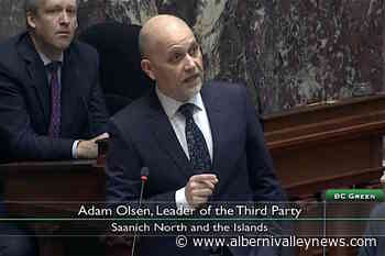 BC Greens nix NDP's change to private power production – Port Alberni Valley News - Alberni Valley News