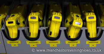 Calls for ban on Tasers as use rises by 70 per cent in Greater Manchester