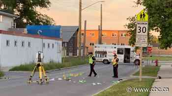 Cyclist killed in hit-and-run near Gateway Road Wednesday night