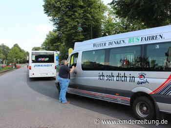Aurich rätselt über Bus-Zukunft - Emder Zeitung