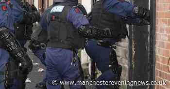 Seven men arrested following dawn raids across Rochdale