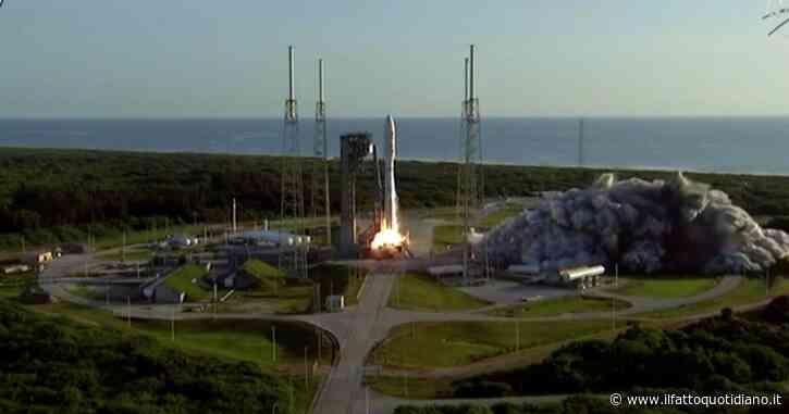 """Marte, il rover della Nasa """"Perseverance"""" lascia la base: il momento del countdown e del decollo"""