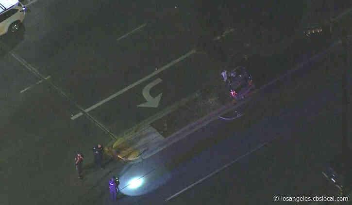 2 Killed In Head-On Crash Into Baldwin Park Tree