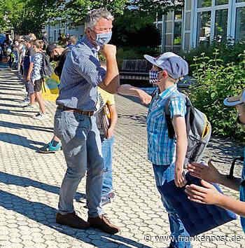 Selb: Zum Abschied durchs Schüler-Spalier - Frankenpost