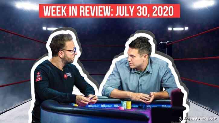 PokerNews Week in Review: Negreanu & Polk Feud & More