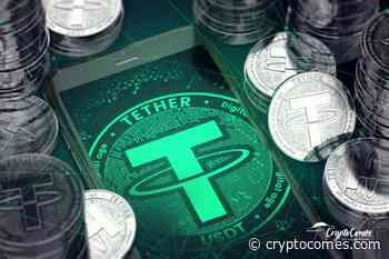 Tether (USDT) Inflows to Exchanges Reach Highest Level in 2020 - CryptoComes