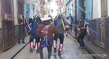 Danzantes animan calles de Llata por Fiestas Patrias (fotos) - Diario Correo