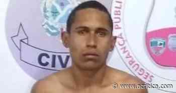 Jovem é preso por matar primo com facada em Manacapuru   Manaus Hoje - Jornal A Crítica