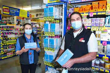 Mildura face mask sales take off - Sunraysia Daily