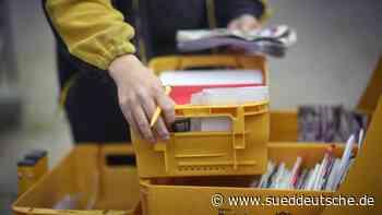 Vaterstetten: Postbank-Filiale in Baldham öffnet wieder - Süddeutsche Zeitung